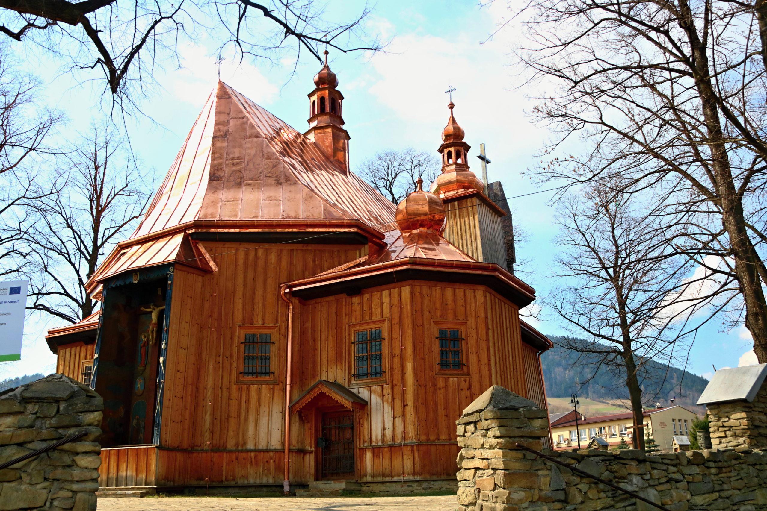 Kościół św Andrzeja Apostoła w nowej odsłonie