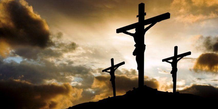 Gdy Pan Jezus umierał