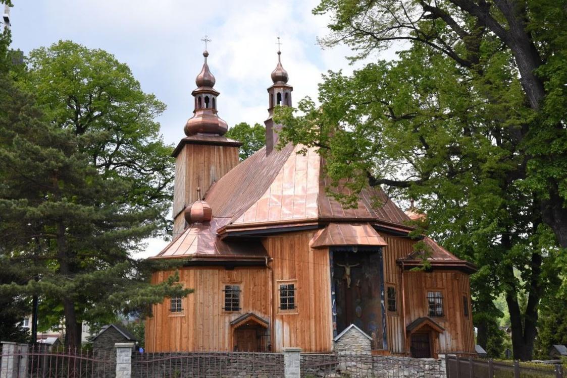 Informacje o Mszach Świętych i zwiedzaniu  kościoła św. Andrzeja Apostoła