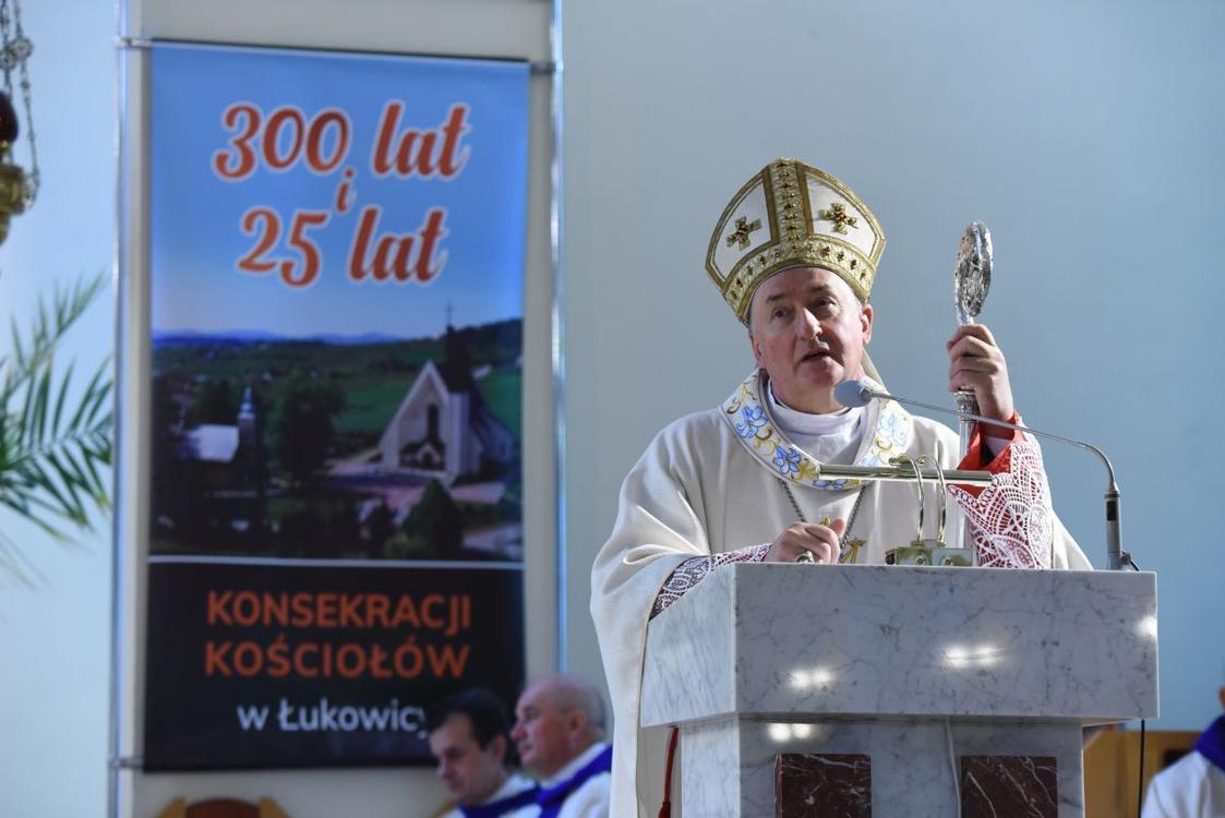 Łukowica – Uroczystość Odpustowa 24 maja 2020 roku