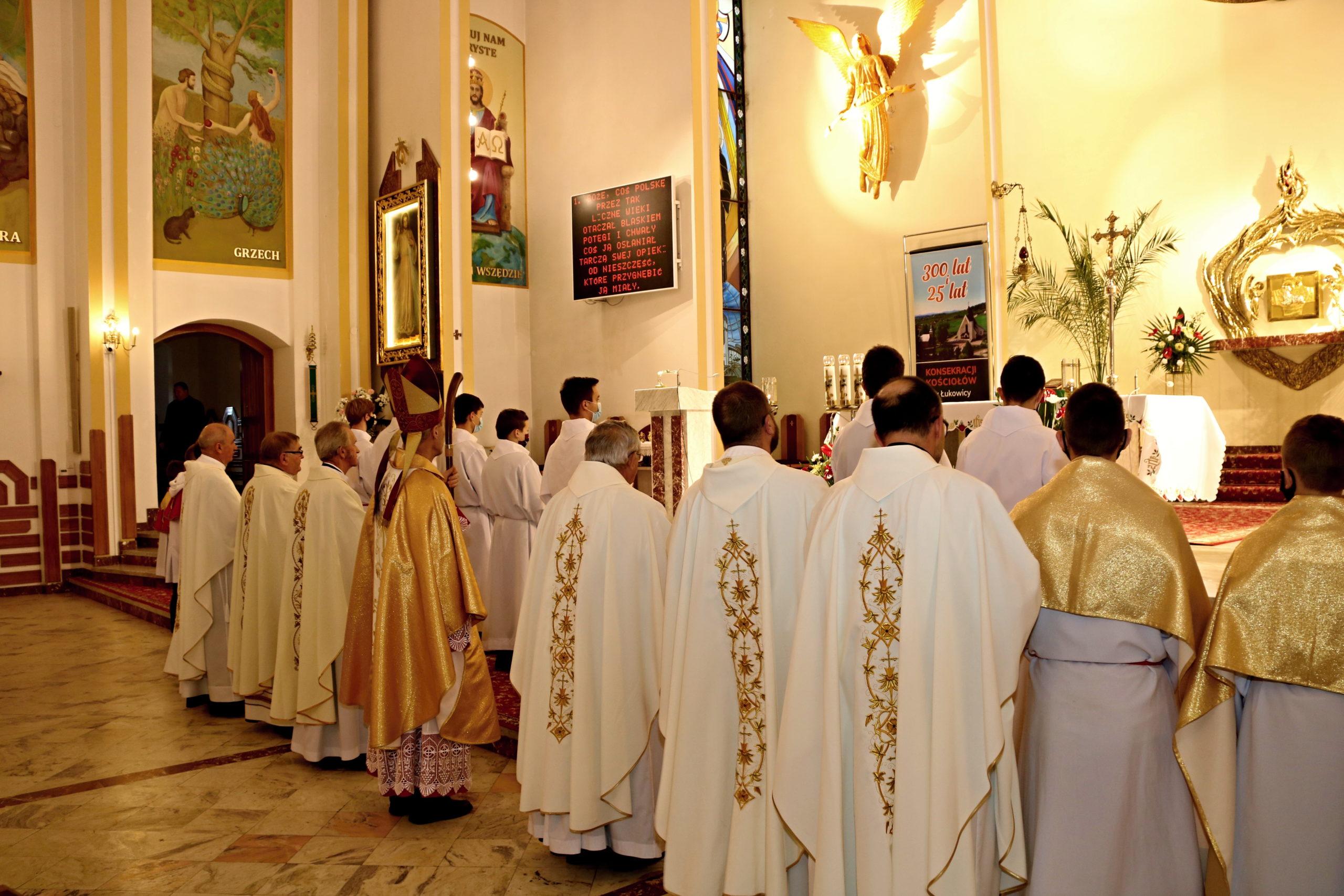 Odpust Parafialny ku czci św. Andrzeja Apostoła 2020