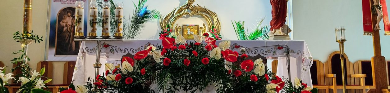 Wielkanoc 2021 w naszej świątyni