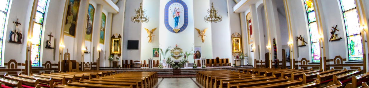 Uroczystość święceń diakonatu
