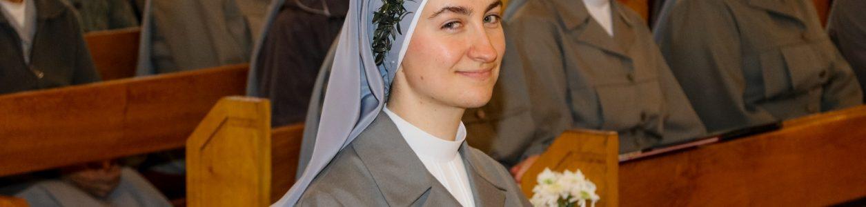 Śluby wieczyste siostry Judyty [Galeria]